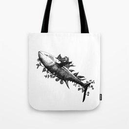 Tuna - Go vegan Tote Bag