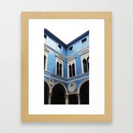 Museu de Belles Arts de valència Framed Art Print