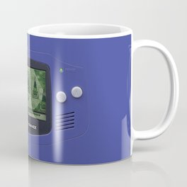 Classic Gameboy Zelda Link Coffee Mug