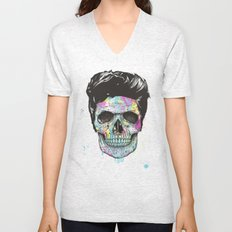 Color your death Unisex V-Neck