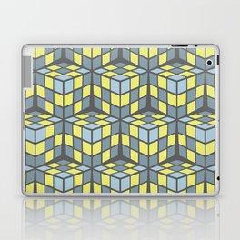 cascade - lemon Laptop & iPad Skin