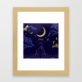 Impossible Dreams Framed Art Print