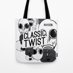 Invision The Classic Twist  Tote Bag