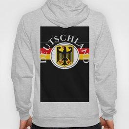 Deutschland ...German Flag and Eagle Hoody