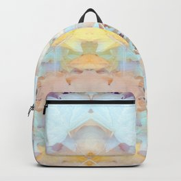 """Autumn Leaves Pastel"" by Murray Bolesta Backpack"