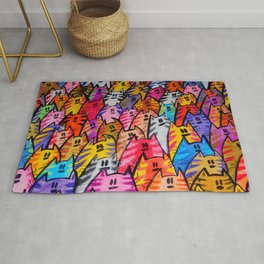 Cats 05 Rug