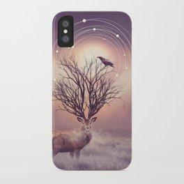 In the Stillness iPhone Case