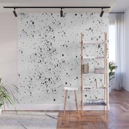 splat pattern  Wall Mural