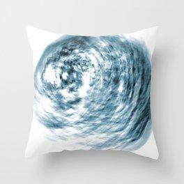 just a test Throw Pillow