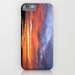 Stunning Seaside Sunset iPhone Case