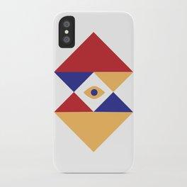 T R I | Eye iPhone Case