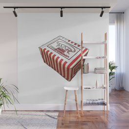 Snack Box Wall Mural