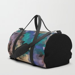 Geometric pattern 19 Duffle Bag