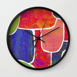 MOD II Wall Clock
