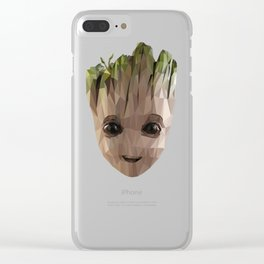GOTG vol2. Clear iPhone Case
