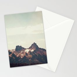 Mountain Ridge Morning Stationery Cards