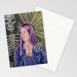 Patron Saint of Regrets Stationery Cards
