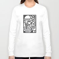 games Long Sleeve T-shirts featuring Keymaster Games by TheColorK
