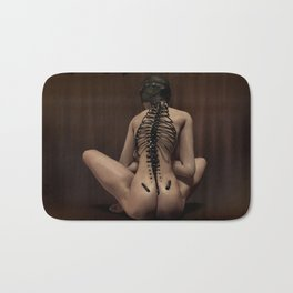 Spine Bath Mat