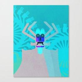 AKU Canvas Print