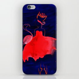 Topsy Turvy 2 iPhone Skin