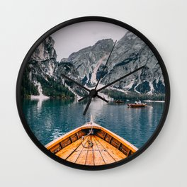 Lago Adventure Wall Clock
