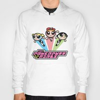 powerpuff girls Hoodies featuring powerpuff girls best decoration ideas design by customgift