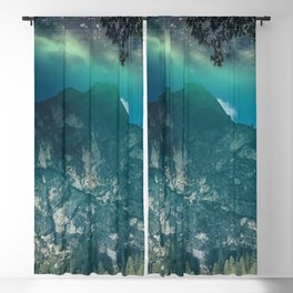 Natures Dual Exposure Blackout Curtain