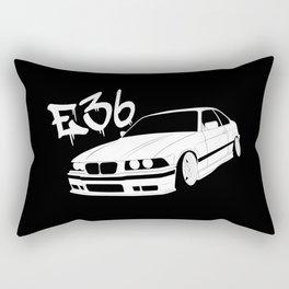 BIMMER E36 Rectangular Pillow