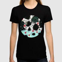 Falling Hearts T-shirt