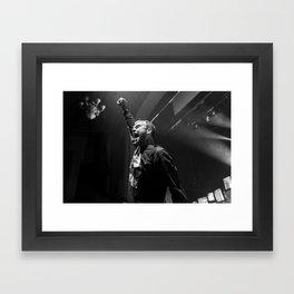 The Used Framed Art Print