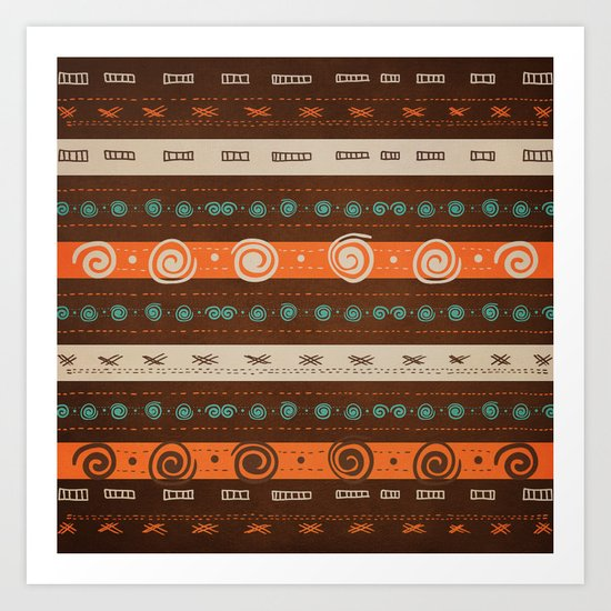 Textures/Abstract 68 Art Print