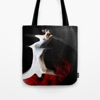 spanish Tote Bags featuring Spanish Dream by Müge Başak