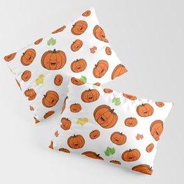 The happy pumpkin Pillow Sham