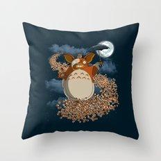 My Mogwai Gizmoro Throw Pillow