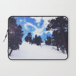Snow Landscape  Laptop Sleeve