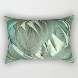 Bahamut Rectangular Pillow