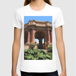 Palace of Fine Arts - Marina District T-shirt