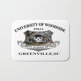 Woodside Greenville University Bath Mat