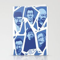 heisenberg Stationery Cards featuring Heisenberg by El LoCo