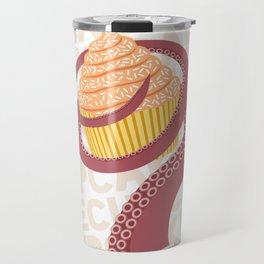 Cupcake Squid Travel Mug