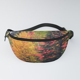 Deep in the Forest (Fall Colors) Fanny Pack