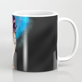 Myself in the world of portal Coffee Mug