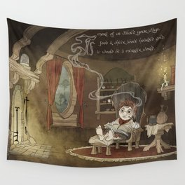 A Merrier World Wall Tapestry