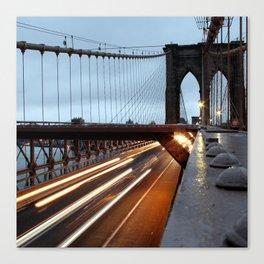 Good Morning New York 2 Canvas Print