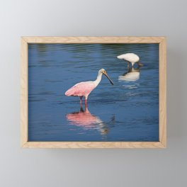Taking Things in Stride Framed Mini Art Print