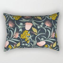 Flora Australis Rectangular Pillow