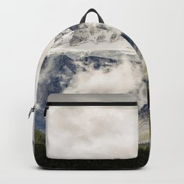 GREY AND WHITE MOUNTAIN Backpack
