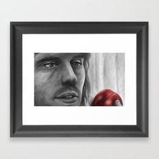 Remember That Trick Framed Art Print