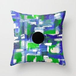 Floppy 16 Throw Pillow